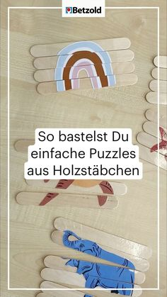 Popsicle Stick Crafts, Animal Crafts, Toddler Toys, Preschool Crafts, Aesthetic Pictures, Montessori, Jigsaw Puzzles, Projects To Try, Quotes