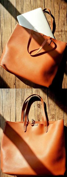 brown tote bag leather work bag 2017 school designer leather totes for women bags. Save.extra 15% OFF On All Bags till 30th by code BAG15OFF