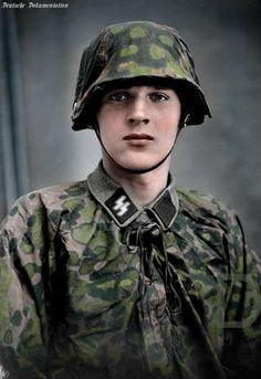Schütze der Waffen-SS