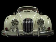 Jaguar XK150 Fixed head coupe gallery picture # 2