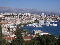 Split, Croatia 2005.