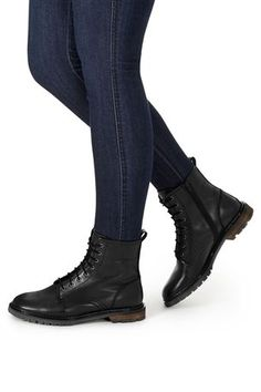 Buy Cleat Lace-Up Ankle Boots from the Next UK online shop