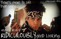 24 Best •Zoolander• images | Zoolander, Movie quotes, I movie