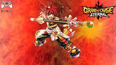 Grand Chase - Jin Monge ========================= #louzzonebr #grandchase #jin
