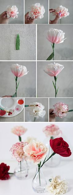 DIY Deko Ideen, mit denen Sie den Frühling nach Hause holen | Blumen ...