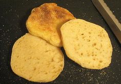 A better English muffin