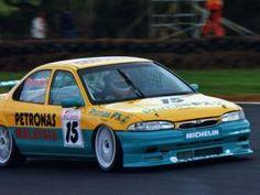 Mk1 Mondeo touring car