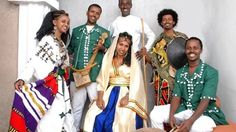 A troupe of azmari musicians and dancers from Ethiopia is among the performers slated for the free Montana Folk Festival July 12-14 in Uptown Butte.