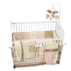 Isabella Crib Bedding And Accessories by Glenna Jean - Bed Bath & Beyond