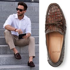 30+ Impressive Casual Loafers For Men
