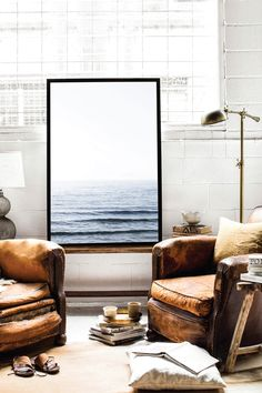'Vast' Horizontal Photographic Print by Kara Rosenlund. The endless possibility of a wide horizon line. © Kara Rosenlund  Shop here: http://shop.kararosenlund.com/vast-vertical-photographic-print/