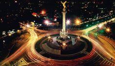 Angel de la independencia, México City!