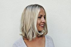 Perfect blonde summer hair by Susanna Poméll #healthyhairfinland / www.healthyhair.fi