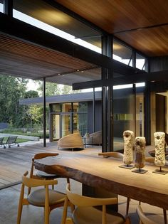 Mill Valley Courtyard Residence by Aidlin Darling Design