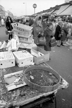 Vintage London, c. 1960s, photo by Tony Hall