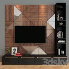 models other - cabinet furniture unit design modern bedroom Tv Unit Furniture Design, Tv Unit Interior Design, Tv Wall Design, Cabinet Furniture, Tv Furniture, Modern Tv Unit Designs, Modern Tv Wall Units, Living Room Tv Unit Designs, Contemporary Tv Units