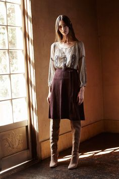Joie Fall 2016 Ready-to-Wear Collection Photos - Vogue