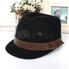 Belt buckle woolen Topper Bowler Hat, Belt Buckles, Baseball Hats, Fashion, Moda, Baseball Caps, Fashion Styles, Belt Buckle, Caps Hats