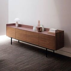 Stockholm is a collection of sideboards, chests of drawers and TV benches, winner of the Red Dot 2015 Award. Designed by Mario Ruiz #punt#author#design#decor#style#interiordesign#interior#architecture#international#good#instagram#instagood