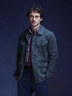 Hugh Dancy as Special Agent Will Graham #Hannibal Does anyone else think this character is dressed like a Winchester?