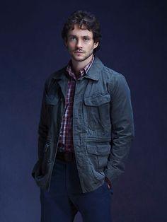 Hugh Dancy as Special Agent Will Graham #Hannibal
