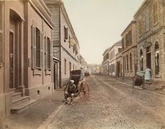Kusakabe Kimbei - Yokohama, Japan, around 1880.