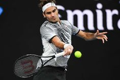 Blog Esportivo do Suíço:  Federer espanta 'zebra' e faz 13ª semi na Austrália