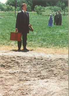 "We are looking in to showing a film shot at Stuhr Museum for our ""Stuhr Under the Stars"" event this May. Any suggestions on what you would like to see? (and yes, that is a young Neil Patrck Harris in Railroad Town filming ""My Antonia"" in 1995)."