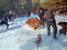 Vadim . Gorbatov, - Tiger Hunt