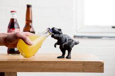 Gadget mit Biss: der Dinosaurier Flaschenöffner