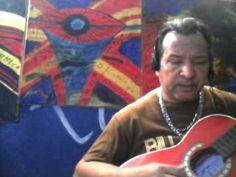 Cancion el vergatario autor Luis Carima cantautor