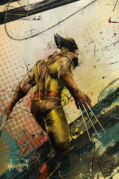 Wolverine by JP Valderrama