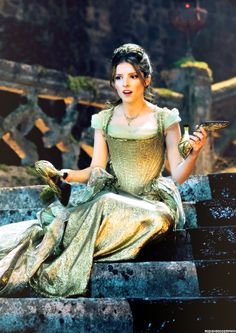 "Anna kendrick in ""Into the Woods""! Can't wait to see this movie!!!"