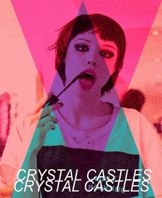 """""""what's your favorite crystal castles song?"""" the one with the screaming in the background."""