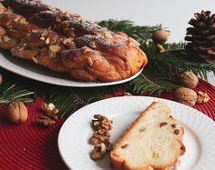 """207 To se mi líbí, 9 komentářů – Martina Valová (@martina.valova) na Instagramu: """"Vánočka ke snídani na Štědrý den nesmí chybět. Letos je teda i domácí!! 😍 A je výborná!  Co snídáte…"""""""