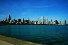 A view of Chicago