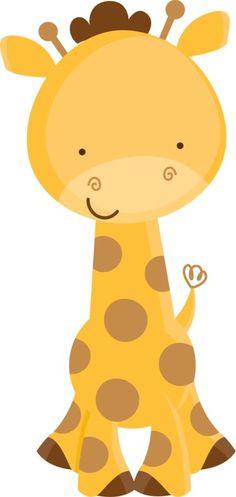 Girafa fofa, não !?: