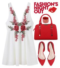 """Fashion's night out"" by oliverab ❤ liked on Polyvore featuring Fashion's Night Out and rosegal"