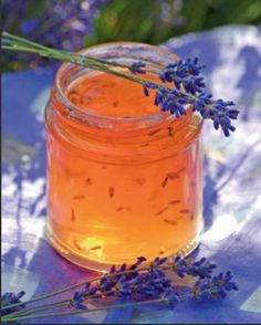 Lavender Honey flowers sweets lavender honey