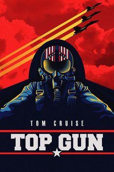 Walt Disney Movies, Disney Movie Posters, Old Movie Posters, Classic Movie Posters, Horror Movie Posters, Original Movie Posters, Top Gun Movie, Tom Cruise, Vintage Movies