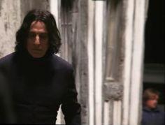 "Master Severus Snape - karthaeuser65: ""Harry Potter""…behind the scenes… ..."
