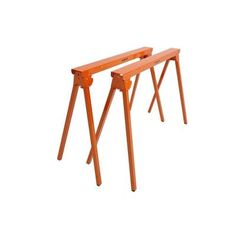 36 In. Folding Metal Sawhorse (pair)