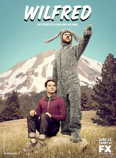Wilfred is the best comedy show of all time. Not only does it feature a talking dog, but the main character is Elijah Woods, who is never sure whether or not he's insane or Wilfred is actually a talking dog. Add a reference to The Strokes in the show, and it's easily my favorite.