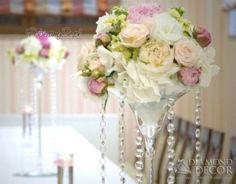 Pastelowa dekoracja sali weselnej pomorskie