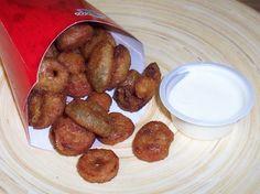 Del Taco's Jalapeno Rings!
