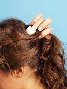 5 ungewöhnliche Frisier-Tricks, die du kennen musst