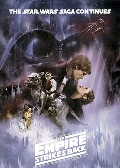 Star Wars Episode V: The Empire Strikes Back.