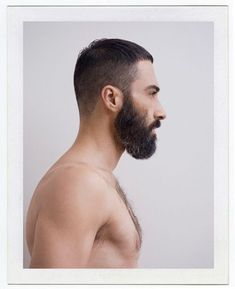 short hairstyles for beard - Cerca con Google