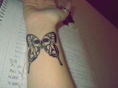 death butterfly | tattoos | Pinterest