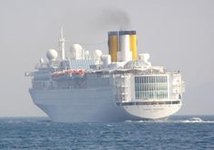 Update on Costa Allegra Fire and Aftermath for Costa Cruise Lines.